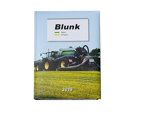 Blunk Buckalender 2019 bestellen