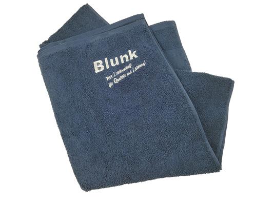Blunk Kollektion: Duschtuch zum Bestellen