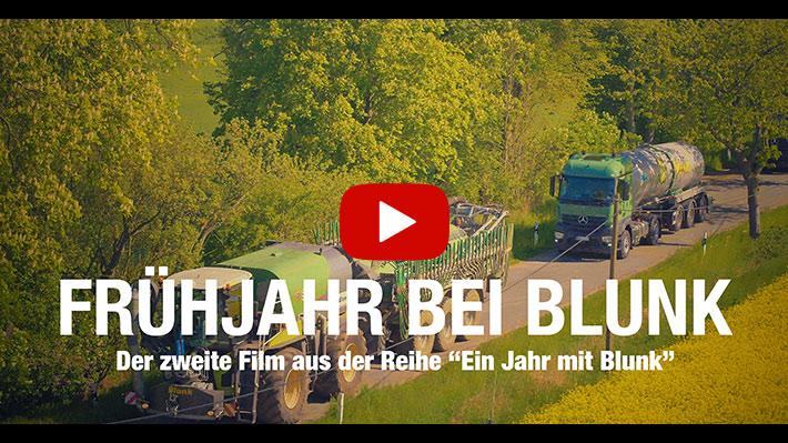 Blunk Film Frühjahr bei Blunk