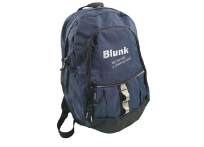 Blunk Kollektion: Rucksack zum Bestellen - Detail