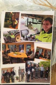 Freisprechung 2019 Fachkraft Agrarservice foto collage von blunk 1