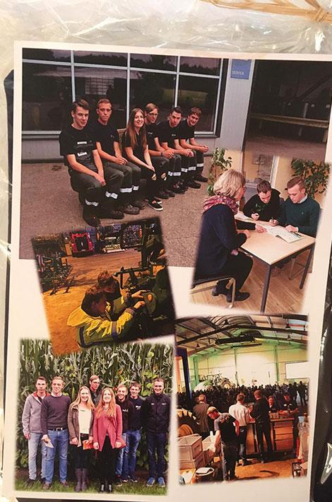 Freisprechung 2019 Fachkraft Agrarservice foto collage von blunk 2