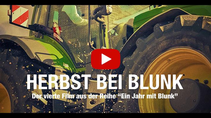 Blunk Film Herbst bei Blunk