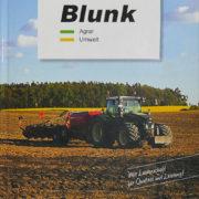 Blunk Kollektion 2020 zum Bestellen - Buchkalender - Titel