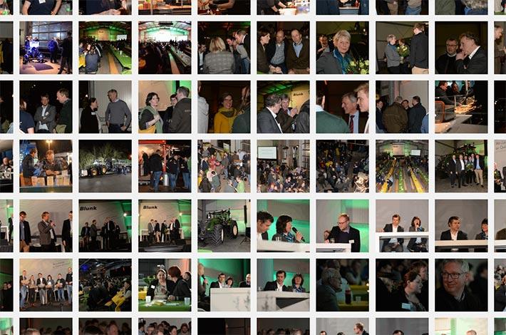 Blunk Insidertag 2020: Fotos der Fachveranstaltung der Blunk-Gruppe in Rendswühren zuPerspektiven moderner Landwirtschaft