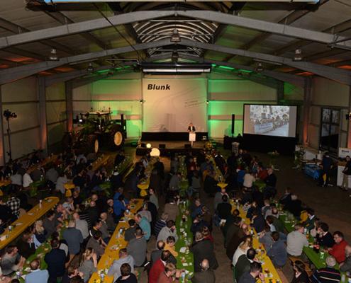 Blunk Insidertag 2020: Fachveranstaltung der Blunk-Gruppe in Rendswühren zuPerspektiven moderner Landwirtschaft