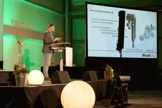Blunk Insidertag 2020: Vorstellung neue Technik auf der Fachveranstaltung der Blunk-Gruppe in Rendswühren