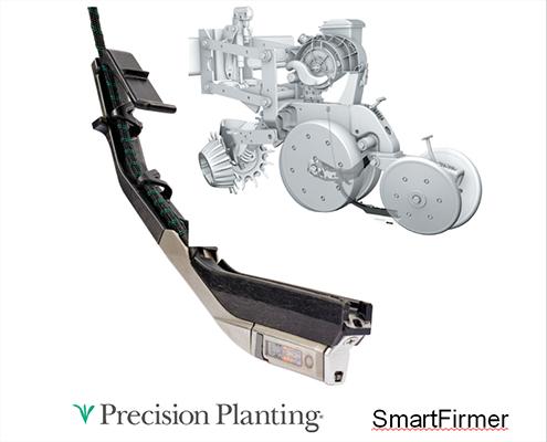 Blunk Insidertag 2020: Maschinen Vorstellung inkl. Precision Planting auf der Fachveranstaltung der Blunk-Gruppe in Rendswühren