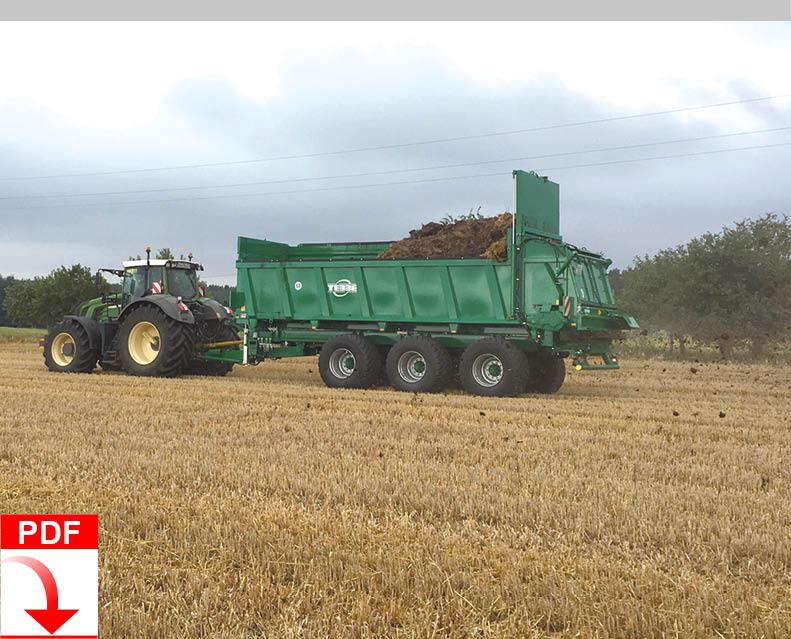 Download Blunk Dienstleistung Agrar: Kalk streuen