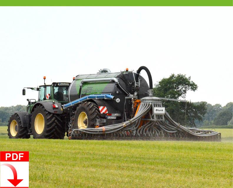 Download Blunk Dienstleistung Agrar: Grünnland Düngung