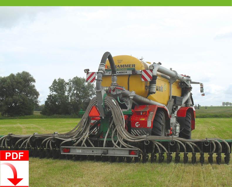 Download Blunk Dienstleistung Agrar: Düngen mit Gülle oder Gärsubstrat