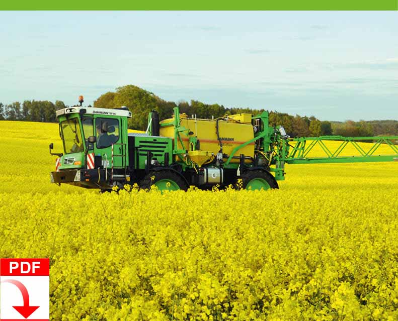 Download Blunk Dienstleistung Agrar: Pflanzenschutz