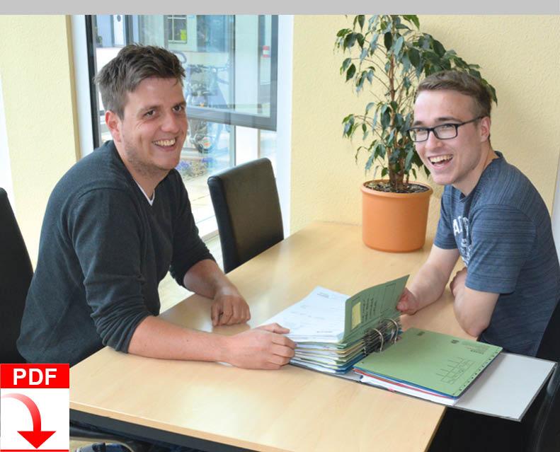 Download Blunk: Ausbildung Kaufmann / Kauffrau Büromanagement