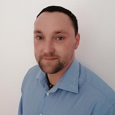 Sebastian Voss - Fachberater Umwelt im Blun-Team Lalendorf