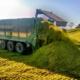 LU Blunk: Lalendorfer Ernte-Team bei der GPS-Ernte
