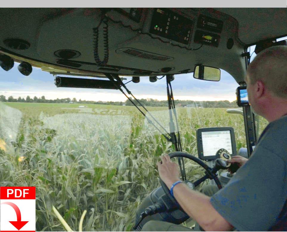 Blunk Gruppe: Dienstleistungen Agrar und Umwelt - zur pdf der Broschüre