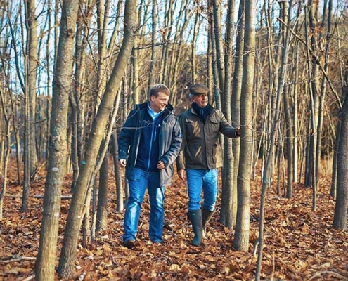 Blunk: Bäume pflanzen für NfG für TESLA 01
