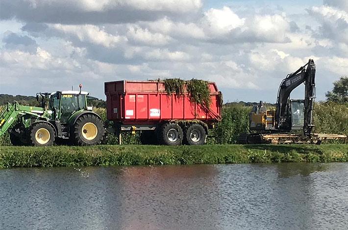 Blunk Umwelt Teich Entschlammung 09