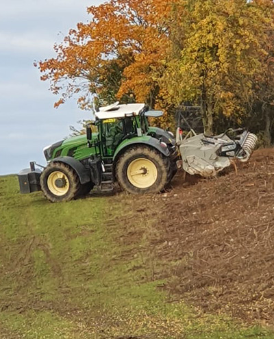 Blunk: Rodung und Räumung von Hangflächen für Weidebewirtschaftung 62