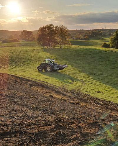Blunk: Rodung und Räumung von Hangflächen für Weidebewirtschaftung 70