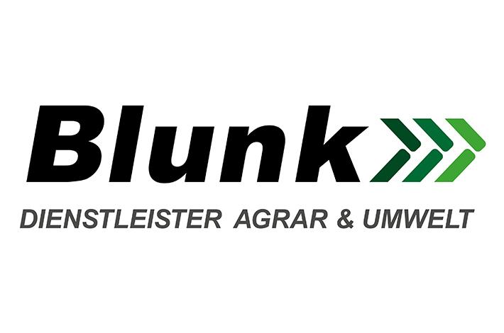 Logo der Blunk-Gruppe - farbig