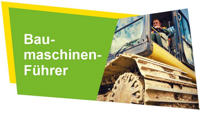 Angebote der Blunk-Gruppe für Baumaschinen - Führer