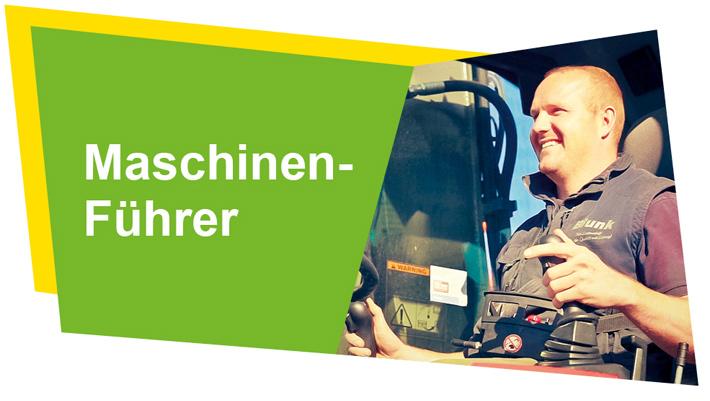 Job Angebote der Blunk-Gruppe für Maschinenführer