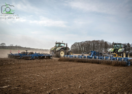 Blunk - schlagkräftige Bodenbearbeitung: grubbern und Saatbett vorbereiten 01