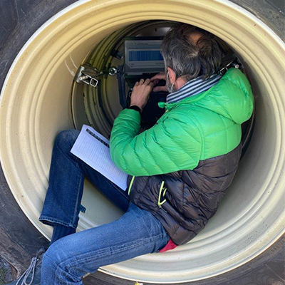Blunk: Fendt Felgentest mit neuen Reifen von GKN 06