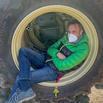 Blunk: Fendt Felgentest mit neuen Reifen von GKN 07