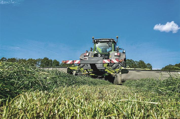 Blunk Lalendorf: Agrar-Team bei der GPS Ernte SM02