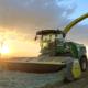Blunk Lalendorf: Agrar-Team beim GPS haeckseln ML02