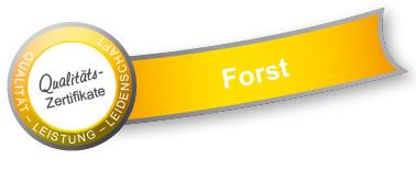 LU Blunk: Zertifikate Forst
