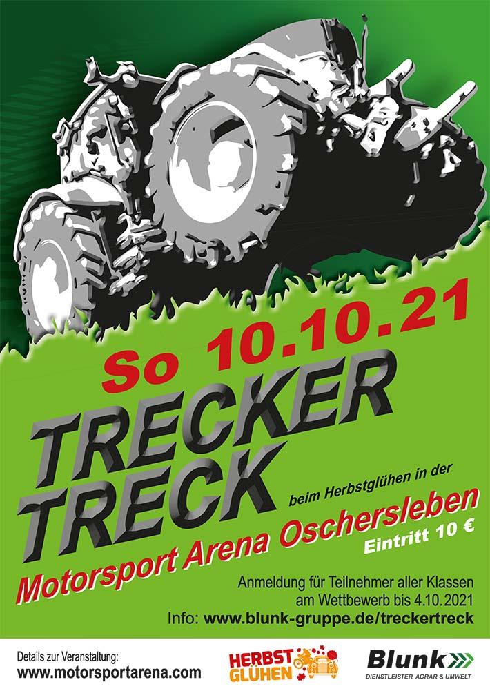 Blunk organisiert Trecker Treck 2021 in Oschersleben