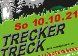Blunk organisiert Trecker Treck 2021 in Oschersleben - Thumb